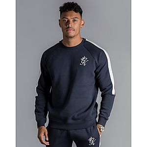 9807899e603 Gym King Panel Crew Sweatshirt ...