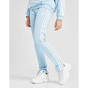 5db73520123e adidas Originals Girls  Culture Clash HW Track Pants Junior ...