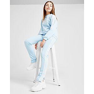 2c0c9b2c15a0 ... adidas Originals Girls  Culture Clash HW Track Pants Junior