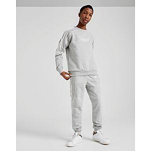 287cb427211e adidas Originals Radkin Fleece Joggers Junior adidas Originals Radkin  Fleece Joggers Junior