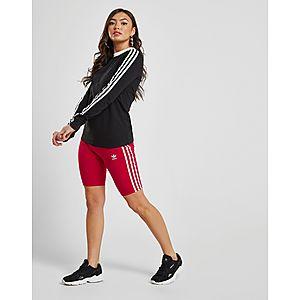 198eeb397c4 ... adidas Originals 3-Stripes Long Sleeve California T-Shirt