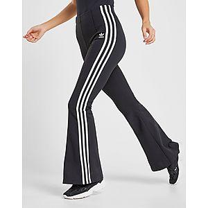 559776c975dd ... adidas Originals 3-Stripes Flared Track Pants