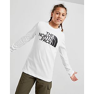 3f547d0d5072 ... The North Face Long Sleeve Easy T-Shirt Junior