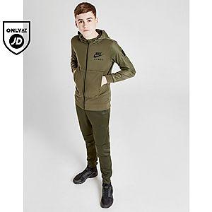 f356c0e80b6 ... Nike Air Max Full Zip Hoodie Junior