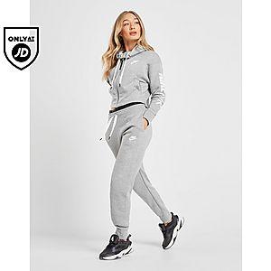 711e5bb3bcdf9 ... Nike Air Crop Full Zip Hoodie