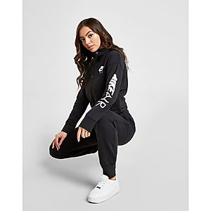 d033d0198825 Nike Air Full-Zip Fleece Cropped Hoodie ...