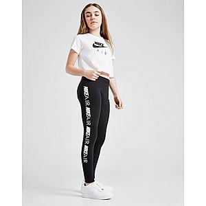 cc512a54403211 ... Nike Air Girls  Crop T-Shirt Junior