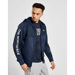 939b3c6678 The North Face Train N Logo Overlay Jacket ...