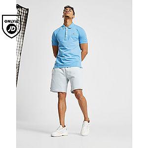 46dff84f8c68e Lacoste Fleece Core Shorts ...
