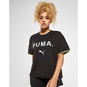e6a238fffe2b PUMA Chase Mesh T-Shirt ...