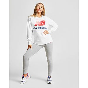 606b7f009c1 New Balance Boyfriend Crew Sweatshirt ...