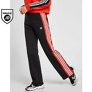 e850231f2392 adidas Originals Wide Leg Joggers adidas Originals Wide Leg Joggers