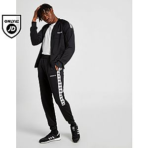 f7f7dc905afd2 adidas Originals Tape Poly Track Pants ...