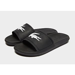 0027221fe506 Lacoste Croco Slides Lacoste Croco Slides
