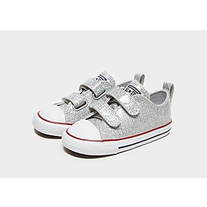 2308d5a8425 ... Converse Chuck Taylor All Star 2V Sparkle Low Top Infant