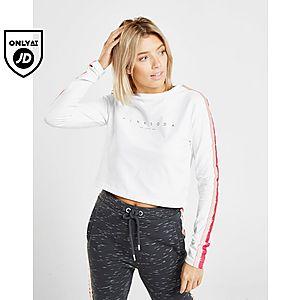 9bc67de70187d8 Pink Soda Sport Long Sleeve Tape T-Shirt ...