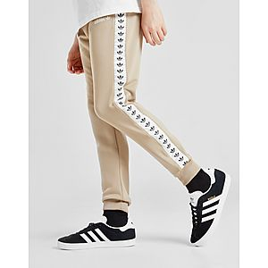 wholesale dealer ba088 4a059 adidas Originals Tape Poly Track Pants Junior ...