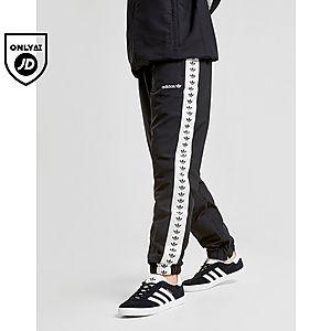 huge discount 3cf7d a9e38 adidas Originals Tape Woven Track Pants Junior ...