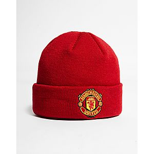0d91916557a ... New Era Manchester United FC Basic Cuff Beanie Hat Infant