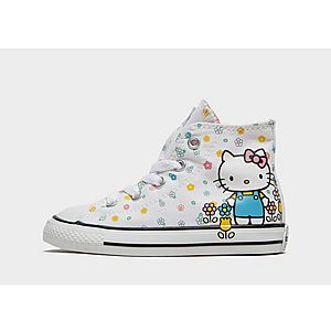 e5a8279f1182 Converse x Hello Kitty Chuck Taylor All Star Hi Infant ...