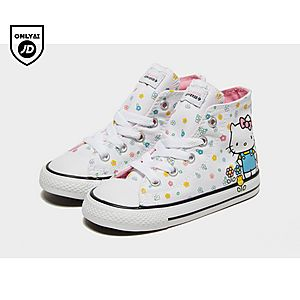 11343c8cd990a4 ... Converse x Hello Kitty Chuck Taylor All Star Hi Infant
