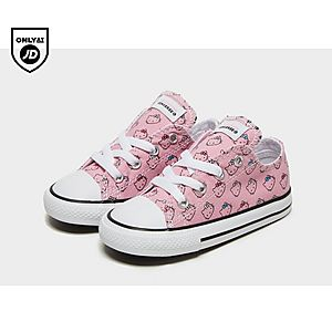 ee440f5c49bbfb ... Converse x Hello Kitty All Star Low Infant