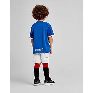 303b4be28eb3b ... Hummel Rangers FC 2018 19 Home Kit Children