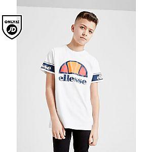 38cd4924de94e2 Ellesse Cestia Logo T-Shirt Junior ...