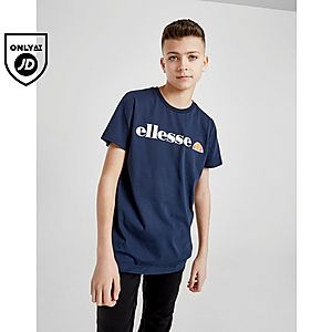 d612132c17a04d Ellesse Tricolino Box T-Shirt Junior ...