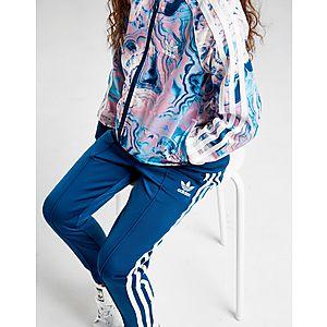 45f9e21ca670 ... adidas Originals Girls  Marble SST Tracksuit Children