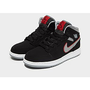 detailed look 1ca3a e6b3f Jordan Air 1 Mid Junior Jordan Air 1 Mid Junior