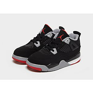new style 616a9 85ee6 ... Jordan Air 4 Infant  Bred