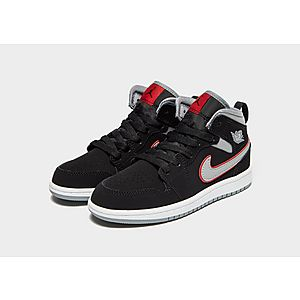3174c508be1 Jordan Air 1 Mid Children Jordan Air 1 Mid Children