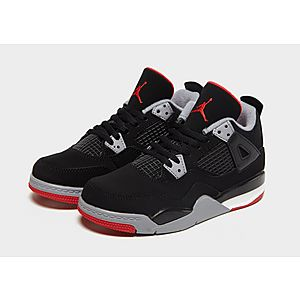 6404e0e41117 ... Jordan Air 4 Retro  Bred  Children Quick ...