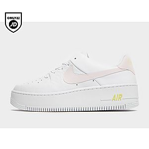 save off f13ae a6b4b Nike Air Force 1 Sage Lace Womens ...