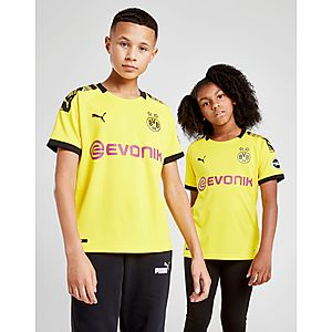 27c226986cd PUMA Borussia Dortmund 19/20 Home Shirt Junior ...
