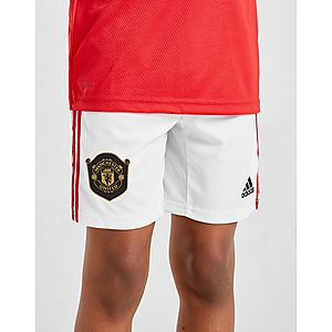 e0d28aa1b90 adidas Manchester United 19 20 Home Shorts Junior PRE ORD ...