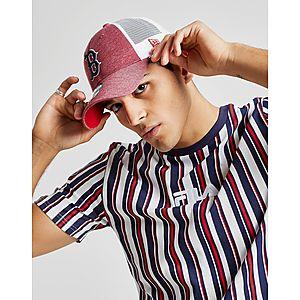 f1b6e3d6449 New Era MLB New York Yankees 9FORTY Trucker Cap ...