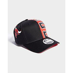 093041a82c2 ... New Era NBA Chicago Bulls 9FIFTY Snapback Cap