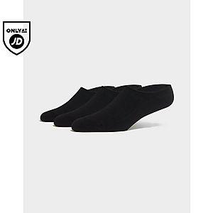 ef564c5fbc1ae McKenzie 3 Pack Invisible Socks ...