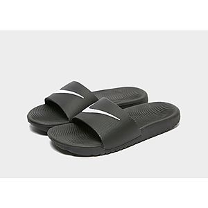 454bc58f66025 Nike Kawa Slides Children Nike Kawa Slides Children