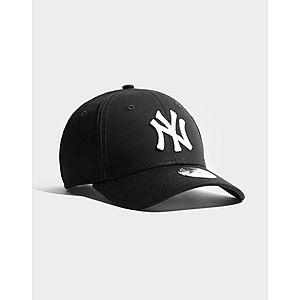 New Era MLB 9FORTY New York Yankees Cap Junior ... e9b6b9a8e6
