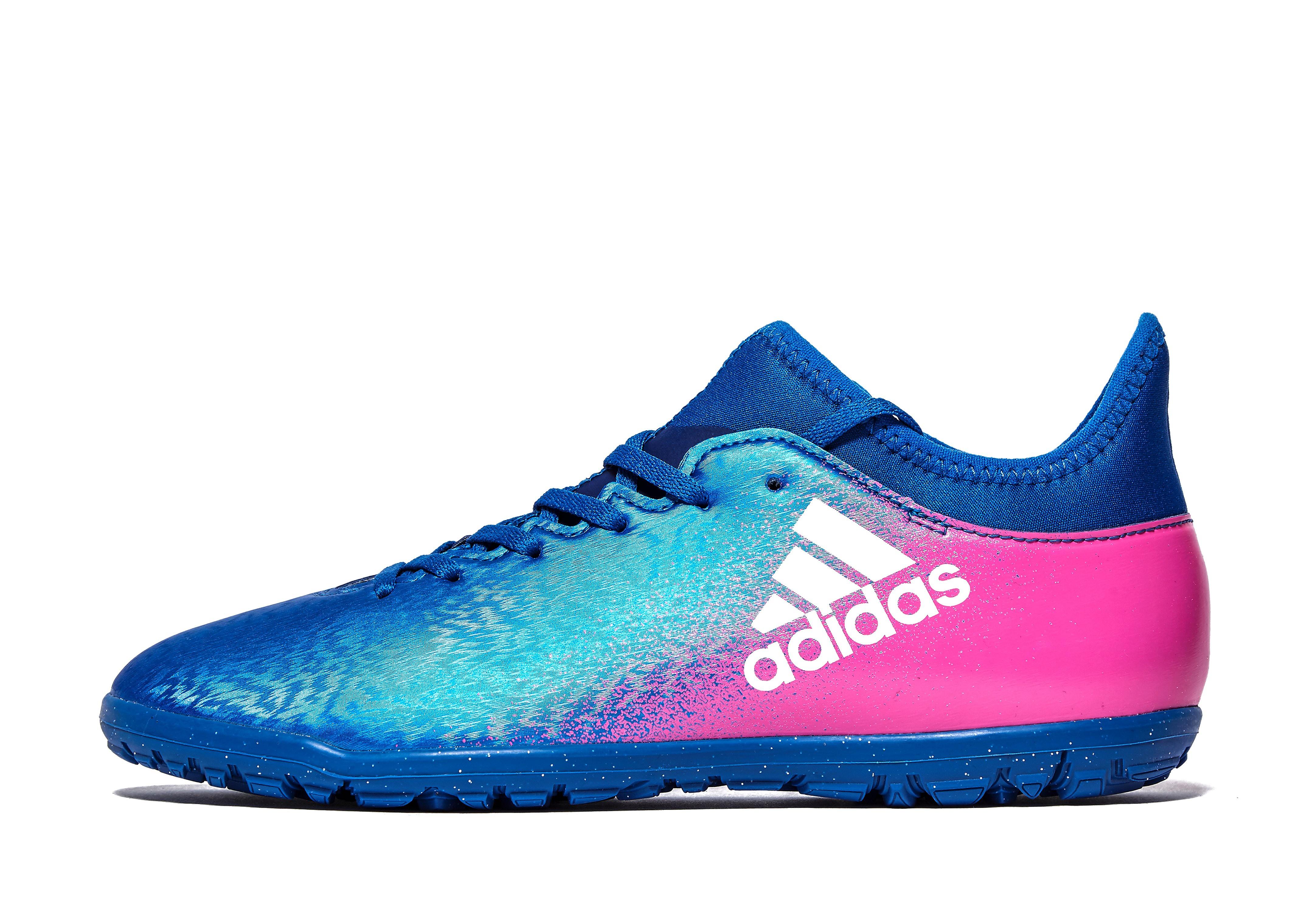 adidas Blue Blast X 16.3 TF Junior