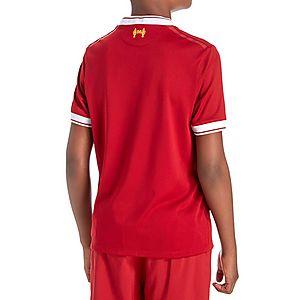 35e20953f2a ... New Balance Liverpool FC 2017 18 Home Shirt Junior