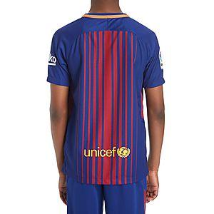 ... Nike Barcelona 2017 18 Home Shirt Junior b5976ffcf