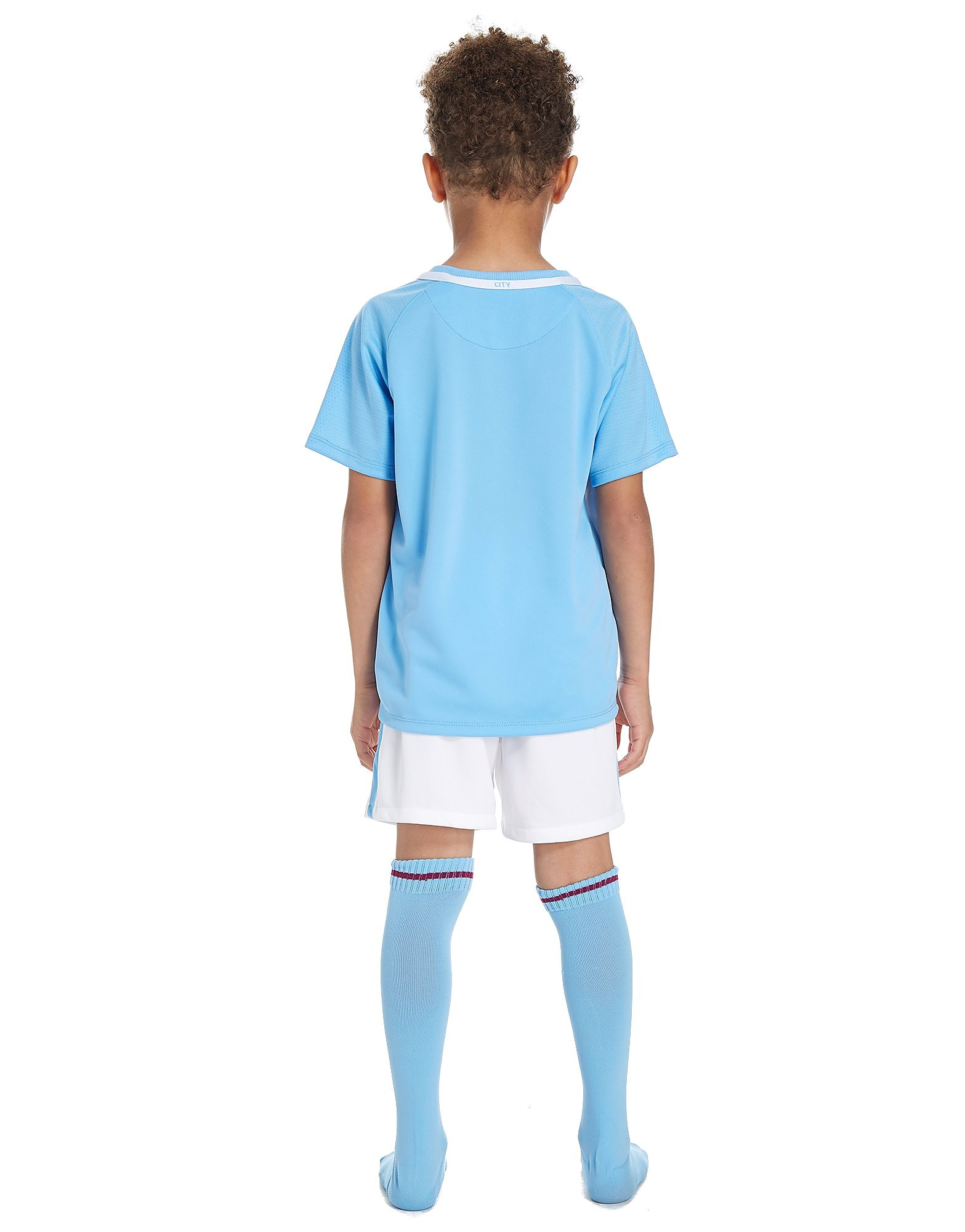 Nike Manchester City 2017/18 Home Kit Children