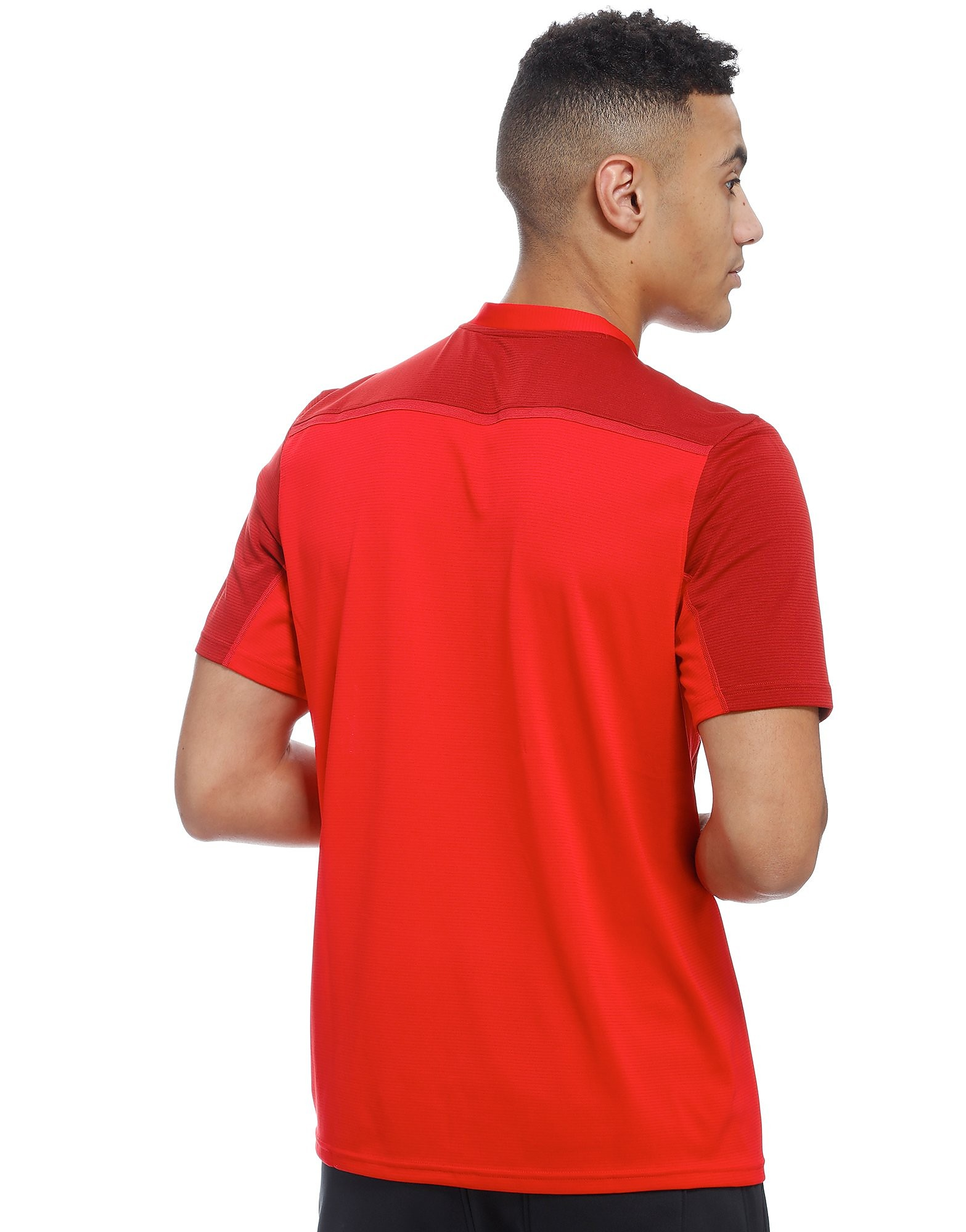 Under Armour Wales RU Training T-Shirt