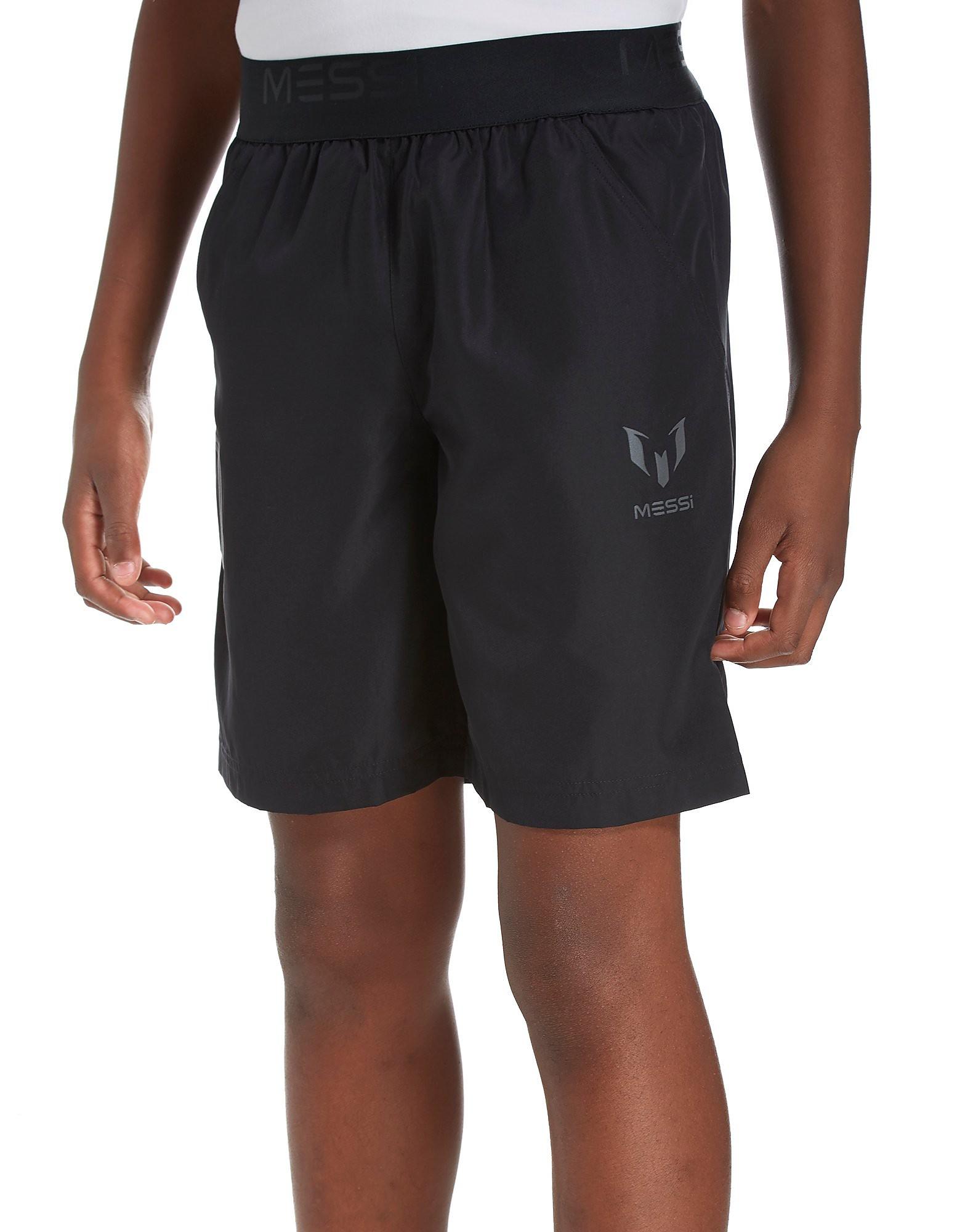 adidas Messi Woven Shorts Junior