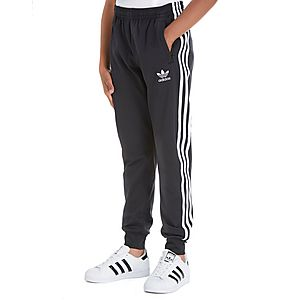 newest cadb4 6ad75 adidas Originals Superstar Pants Junior ...