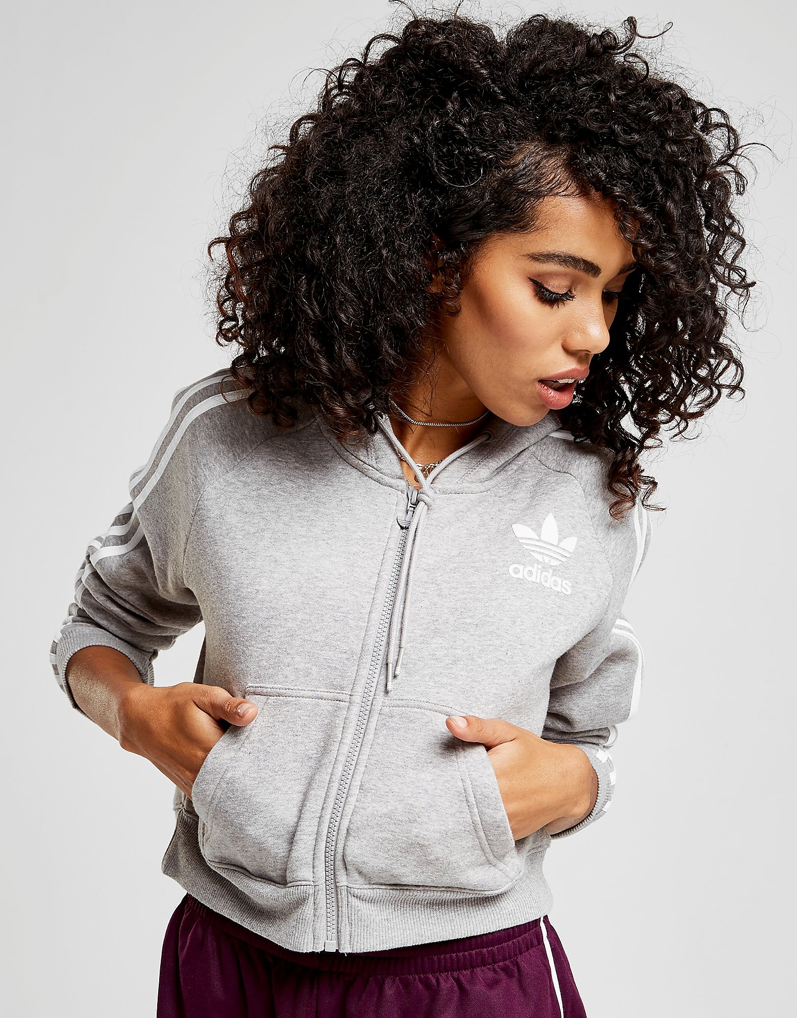 adidas Originals California Full-Zip Hoodie